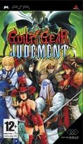 Guilty Gear XX Judgement PSP