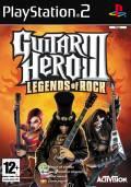 Guitar Hero III: Legends of Rock PS2