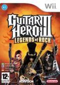 Guitar Hero III: Legends of Rock WII