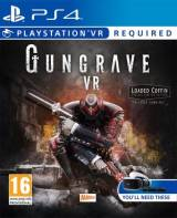 Gungrave VR PS4