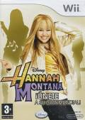 Hannah Montana ¡Únete a su Gira Mundial!  WII