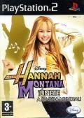 Hannah Montana ¡Únete a su Gira Mundial!  PS2