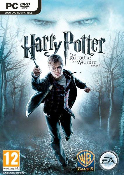 Harry Potter Y Las Reliquias De La Muerte Parte 1 Pc Comprar