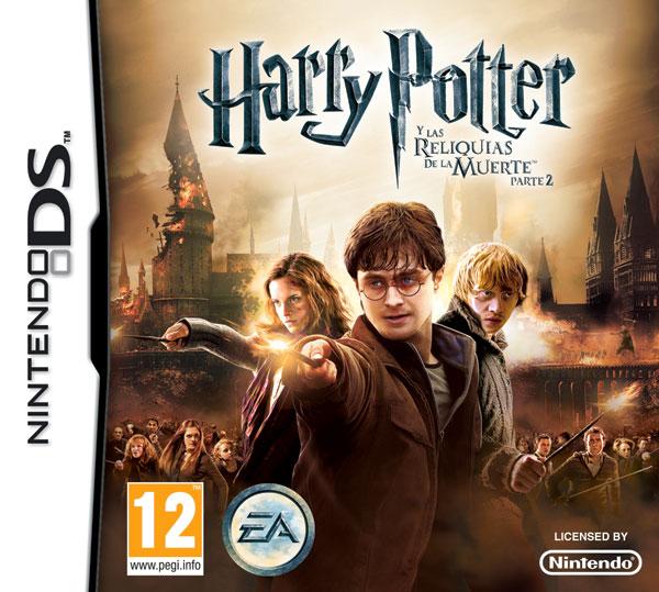 Harry Potter Y Las Reliquias De La Muerte Parte 2 Ds Comprar