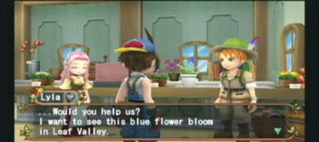 Harvest Moon : Hero of Leaf Valley - ¿A qué final llevarás este mágico valle en tu PSP?