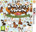 Harvest Moon 3D: A New Begining