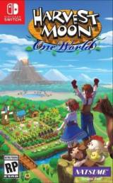 Harvest Moon: Un Mundo Único SWITCH