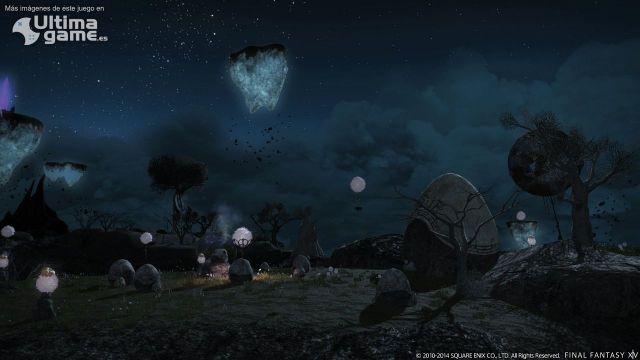 Así son los Au Ra, la nueva raza de Final Fantasy XIV: Heavensward