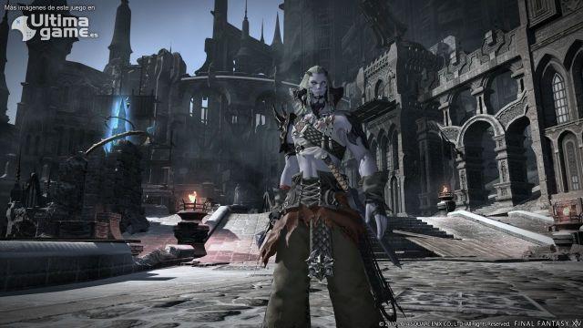 Las claves de la primera expansión de Final Fantasy XIV: Heavensward para PC