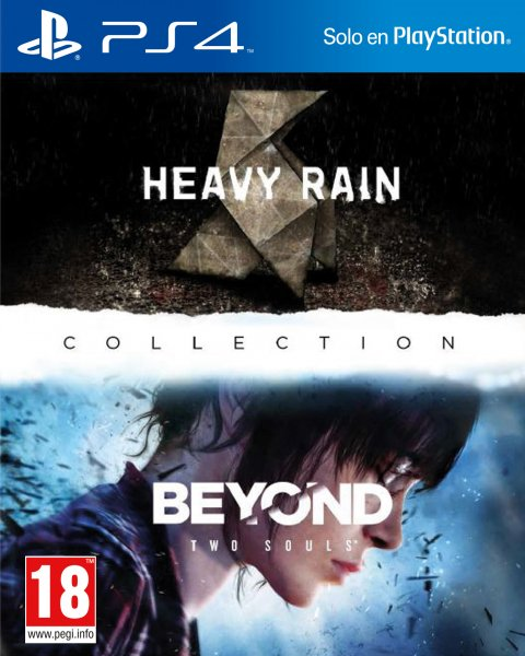 Heavy Rain & Beyond: Dos Almas Collection