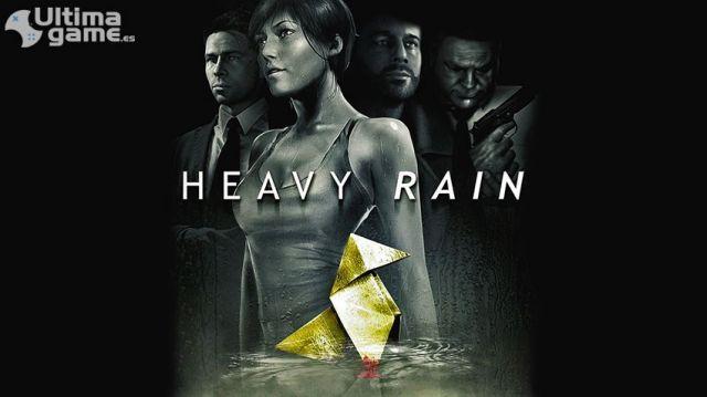 Una espectacular comparativa muestra la evolución de Heavy Rain en PS4