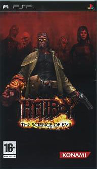 Hellboy:- The Science of Evil