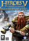 Heroes of Might and Magic V: Hammers of Fate portada