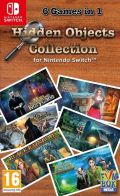 Hidden Objects Collection For the Nintendo Switch portada