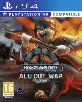 Honor an Duty D-Day: All out war edition VR PS4