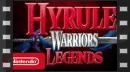 vídeos de Hyrule Warriors
