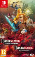 Hyrule Warriors: La era del cataclismo portada