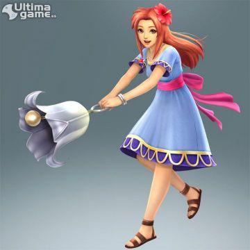 Nuevos personajes y armas se unen a las batallas de Link