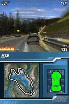 Primeras imágenes de Burnout Legends para Nintendo DS