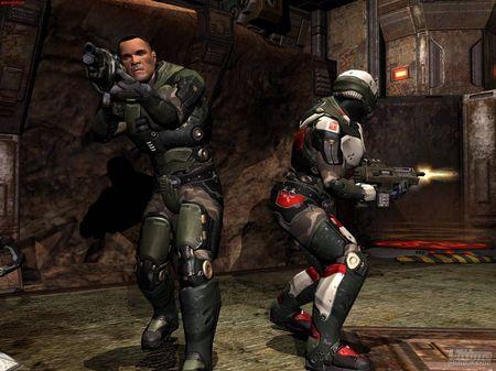 Demo de Quake 4 oficial ya disponible