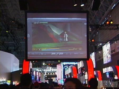 El funcionamiento de Neon Genesis Evangelion para PSP, en vídeo