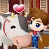 Harvest Moon 3D: The Lost Valley - (Nintendo 3DS)