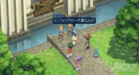 Tales of Eternia para PlayStation Portable no vendrá en castellano