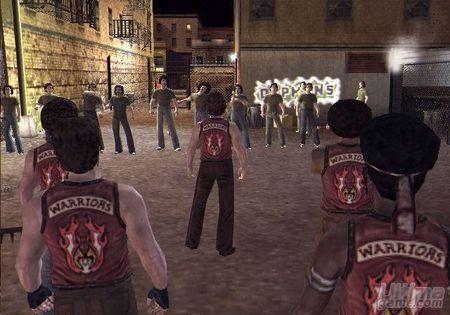 The Warriors prepara su asalto a PSP
