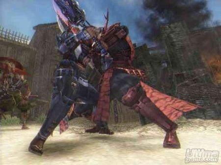 Onimusha: Dawn of Dreams estará disponible en el viejo continente en Junio del 2006