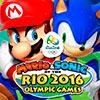 Noticia de Mario y Sonic en los Juegos Olímpicos de Río 2016
