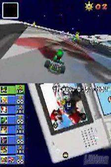 Gran éxito en USA del servicio gratuito online para Mario Kart DS