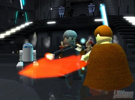 LEGO star Wars, ahora también en GameCube
