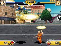 20 nuevas imágenes de Dragon Ball Z Supersonic Warriors 2 para Nintendo DS