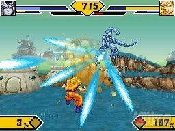 Atari nos confirma la fecha de salida de Dragon Ball Z: Supersonic Warriors 2 para Nintendo DS