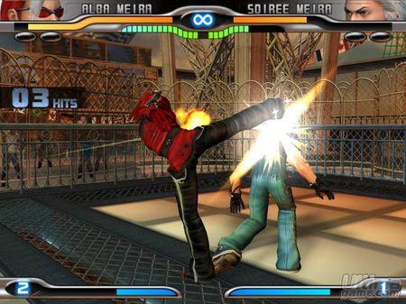 Primeros detalles e imágenes de King of Fighters 2006.