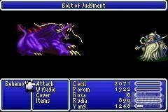 Final Fantasy IV - El juego que cambió la saga