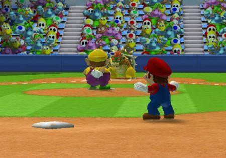 Nuevas imágenes para Mario Baseball