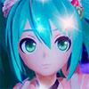 Hatsune Miku: Project Diva X consola