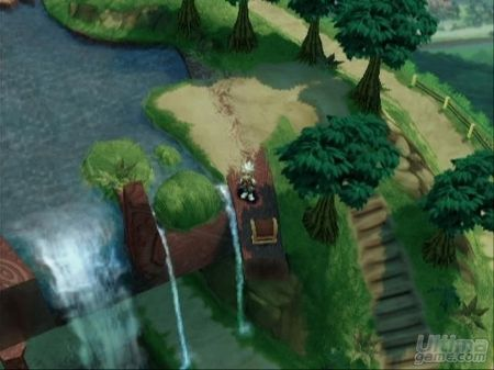 Namco abre la página oficial USA de Tales of Legendia