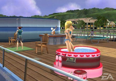 Los Sims 2 para Nintendo DS, ahora en 3D y con funcionalidades exclusivas