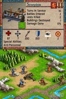 Nuevas imágenes de Age of Empire II para DS