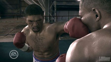 El modo Get in the Ring de Fight Night Round 3 para PlayStation 3, en vídeo