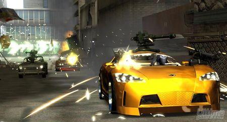 Nuevos detalles e imágenes y fecha de salida europea para Full Auto de Xbox 360
