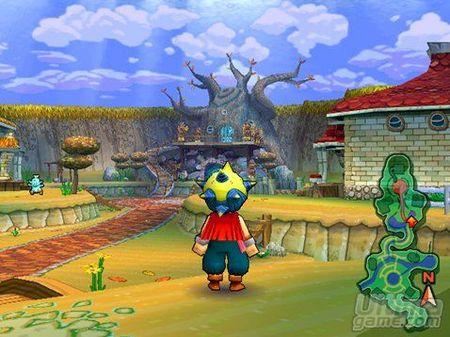Primeras imágenes oficiales de Dragon Quest Yagus para PlayStation 2