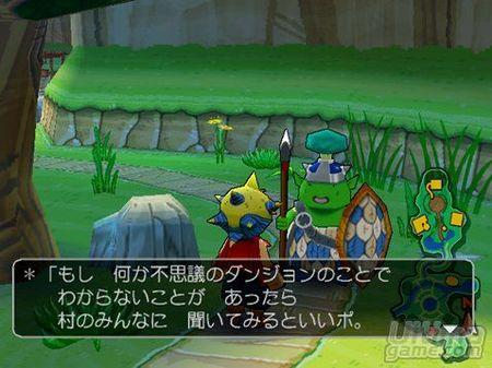 Nuevas imágenes para Dragon Quest Yangus de PlayStation 2
