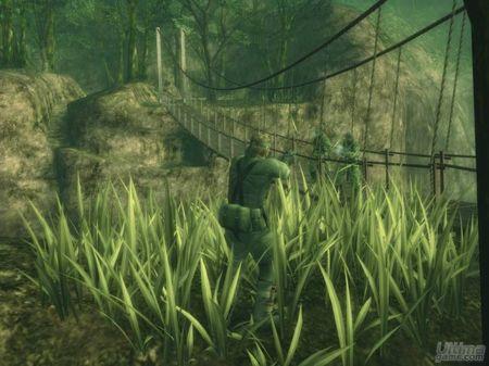 Metal Gear Solid 3 Subsistance para el próximo día 5 de Octubre