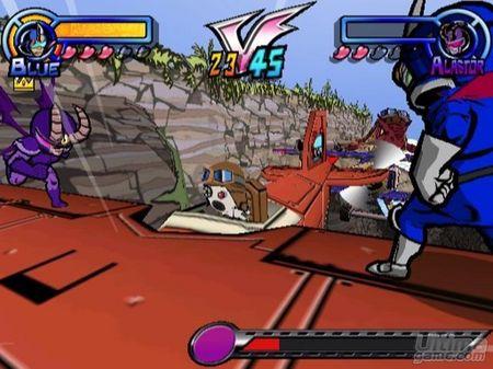 Capcom anuncia la fecha de salida Europea para Viewtiful Joe Red Hot Rumble en PSP