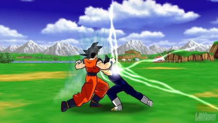 Tres nuevos vídeos para Dragon Ball Z Shin Budokai para PSP