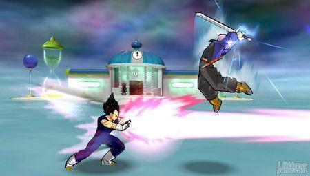 Más imágenes de Dragon Ball Z Shin Budokai para PSP