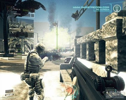 Nuevo pack descargable para Tom Clancy Ghost Recon Advanced Warfighter